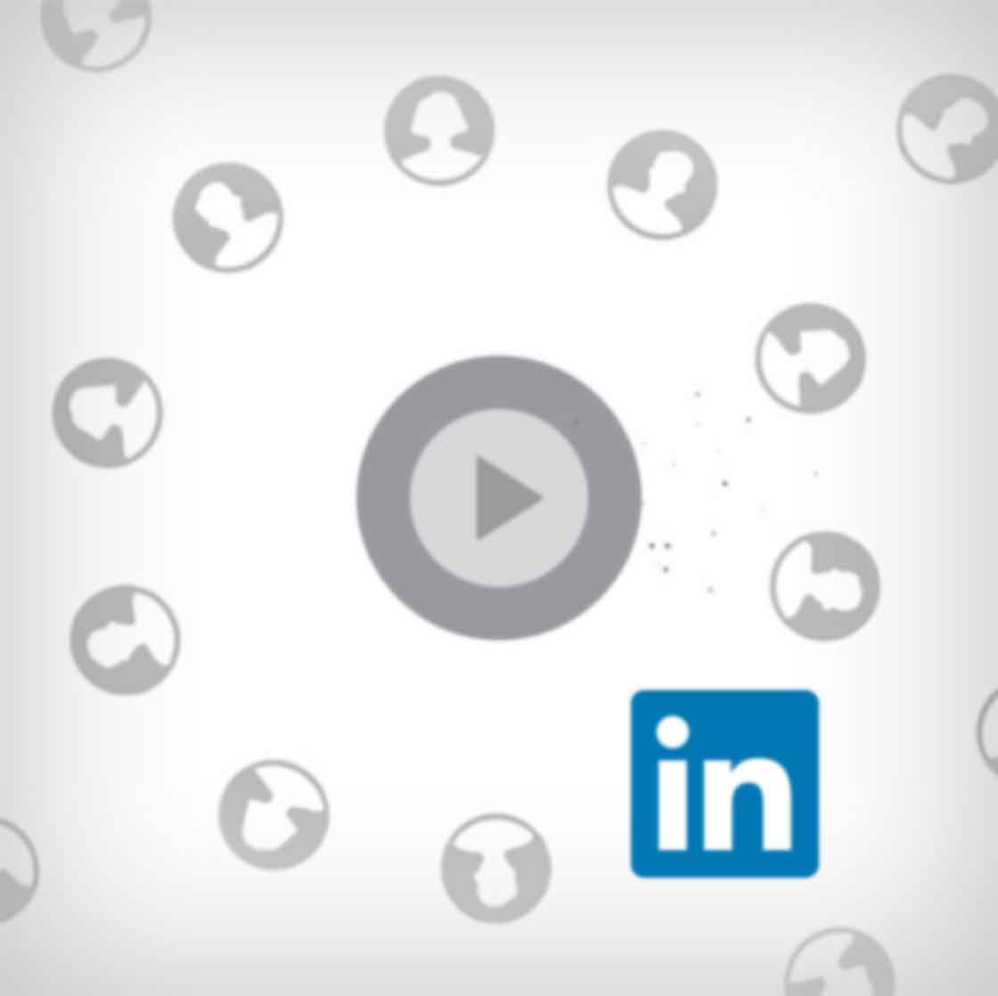 Marketing, corporate communications, and PR campaigns for Linkedin