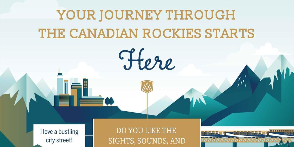 Your Journey Through the Canadian Rockies Starts Here
