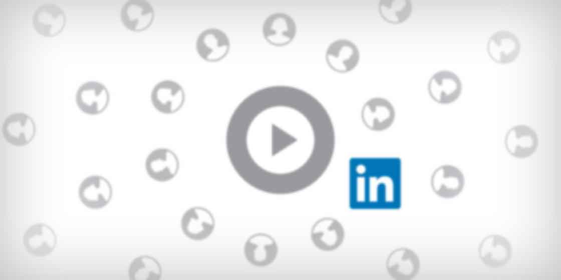 Animated video for Linkedin