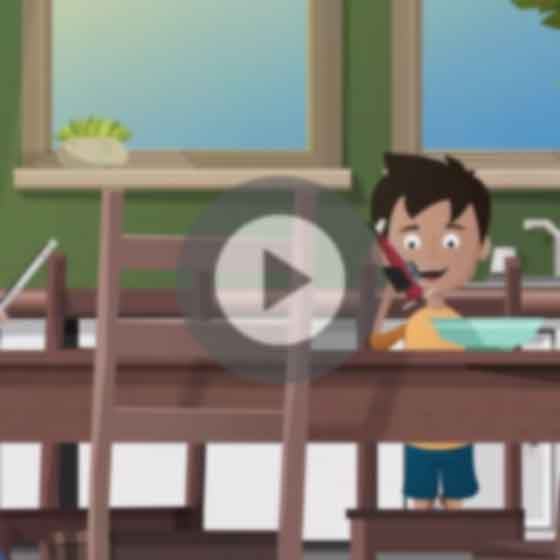 Animated video for Gerber